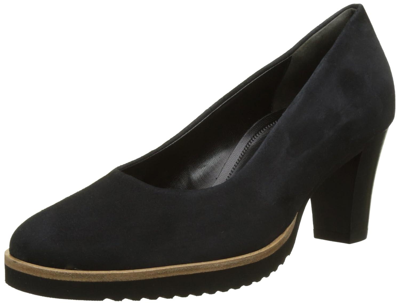 TALLA 35.5 EU. Gabor Shoes Comfort Fashion, Zapatos de Tacón para Mujer