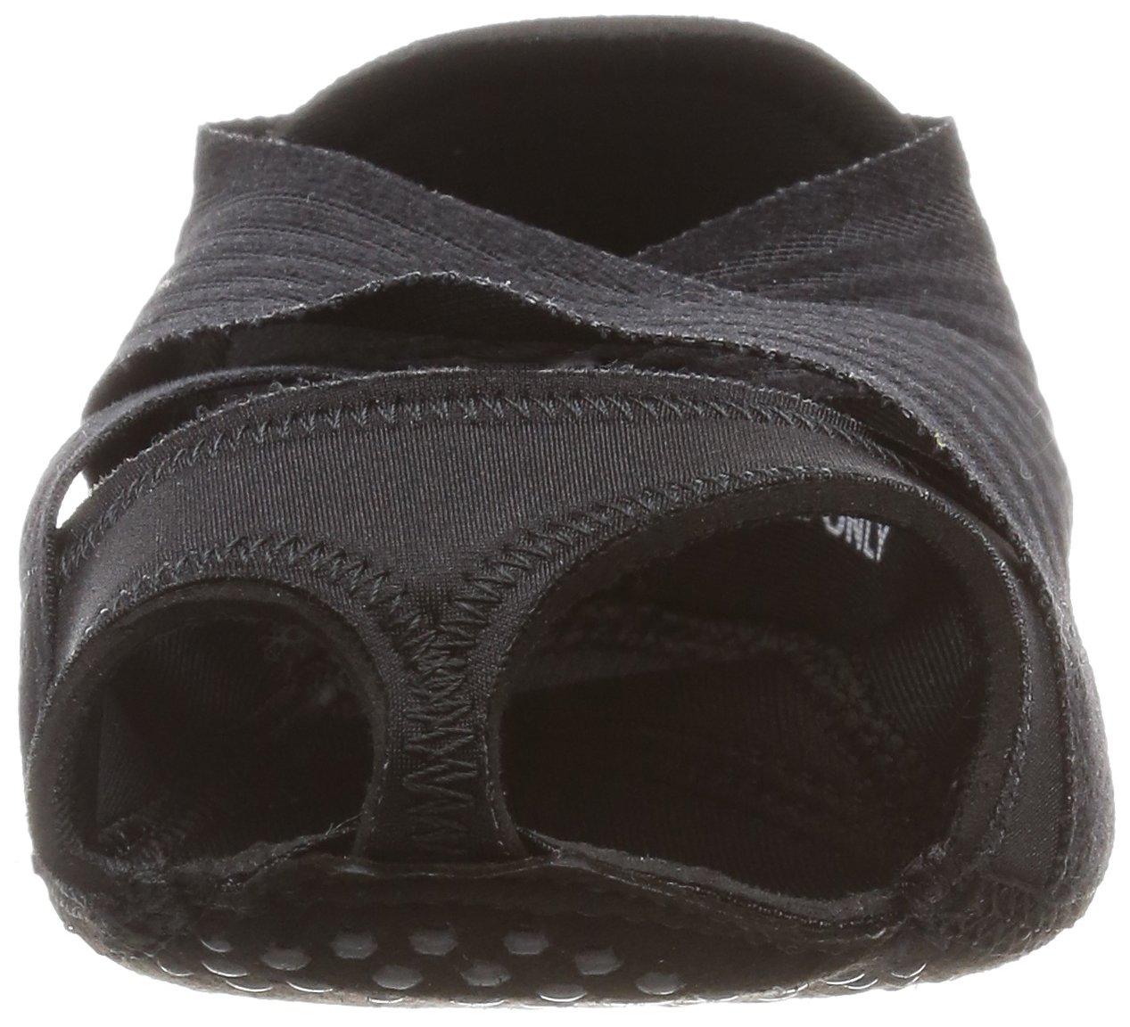 Nike Women`s Studio Wrap 4 Training Shoe B00SICEPJ4 6 B(M) US|Black/Black
