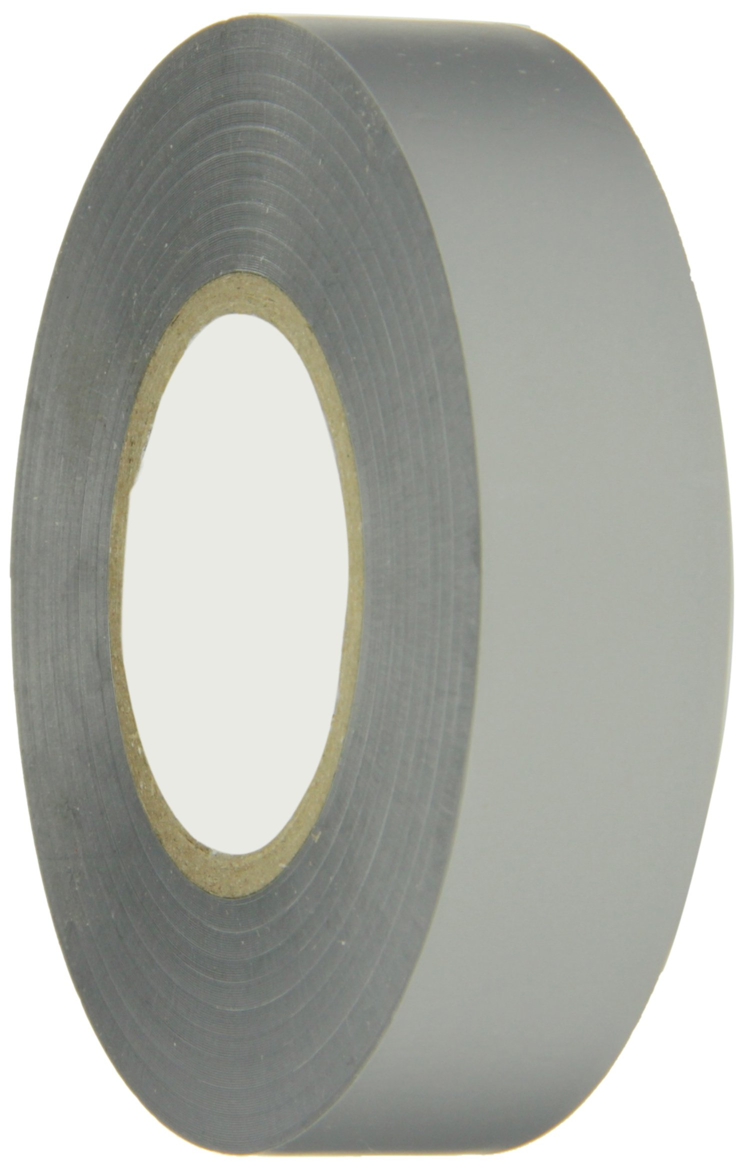 Berry Plastics PVC General Purpose Electrical Tape, 7 mil Thick, 66' Length, 3/4'' Width, Gray