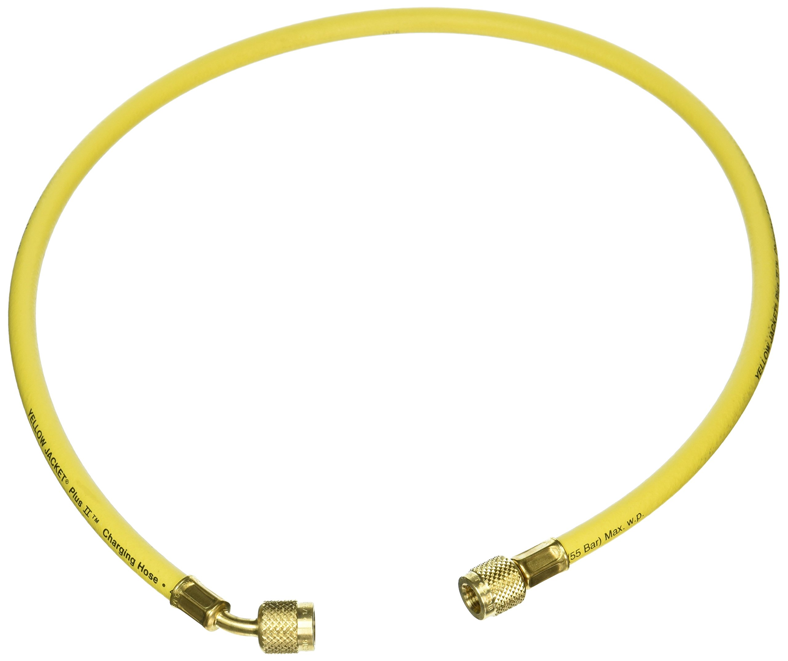 Yellow Jacket 21403 Plus II Hose with 1/4'' Female Flare, 36'' by Yellow Jacket