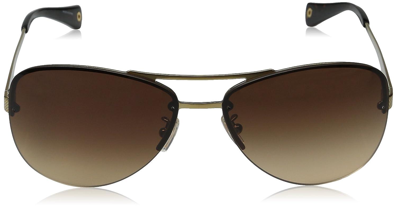 4278b71d409f Coach Women's Jasmine HC7026 HC/7026 9099/13 Gold/Tortoise Pilot Sunglasses  59mm: Amazon.ca: Clothing & Accessories