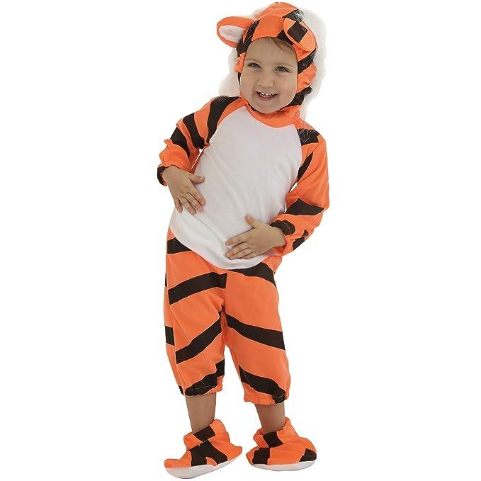 Amazon.com: FantastCostumes - Disfraz de tigre para niños ...