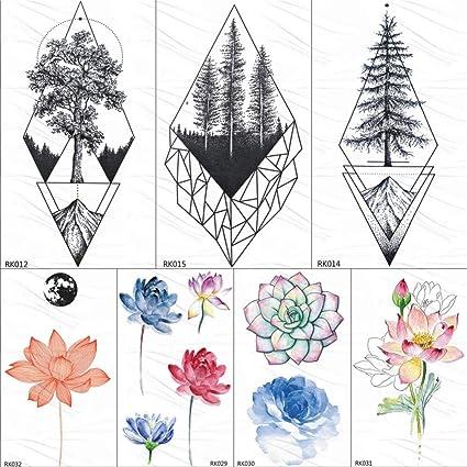 Tatuaje arbol