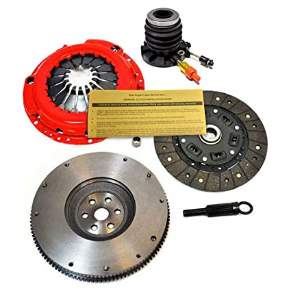 Amazon.com: EFT STAGE 1 CLUTCH KIT & SLAVE & FLYWHEEL for 95-01 FORD RANGER PICKUP 2.3L 2.5L: Automotive