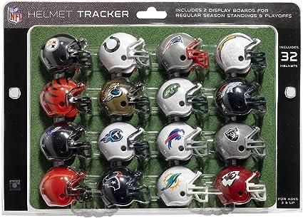 Amazon.com: NFL Pro - Casco de fútbol con rastreador de ...