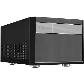 Amazon.com: Silverstone Tek Micro-ATX, Mini-DTX, Mini-ITX Small ...