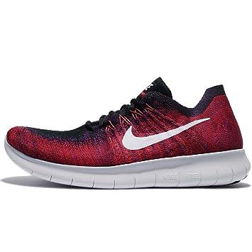 newest collection de559 37748 Nike – Free Flyknit 2017 Chaussures de Course pour Homme EU 44 - US 10 Rot
