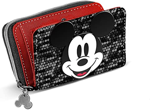 Oferta amazon: Karactermania Mickey Mouse Shy - Billetero, Multicolor