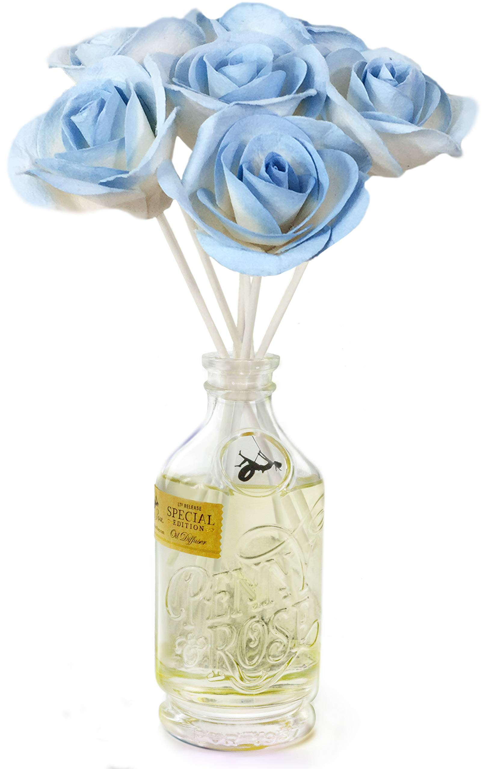 Penny & Rose Sky Rose Diffuser | Lawn Chair Lemonade Oil Scent by PENNY AND ROSE (Image #9)