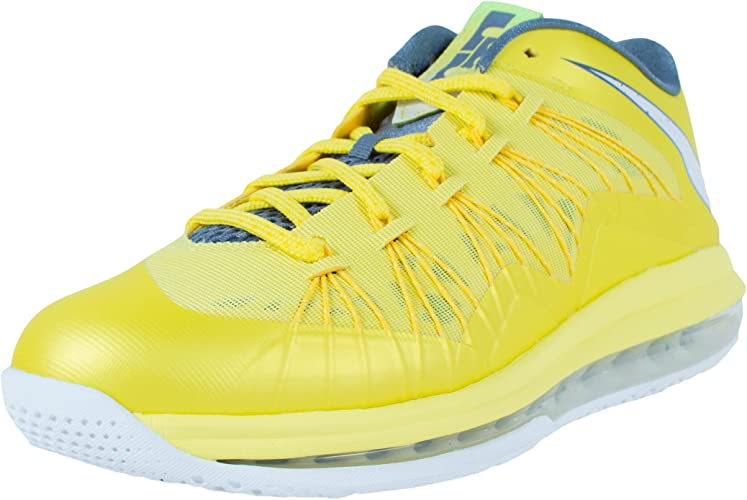 Amazon.com: Nike Air Max Lebron X Low Zapatillas de ...