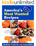 America's Most Wanted Recipes (English Edition)