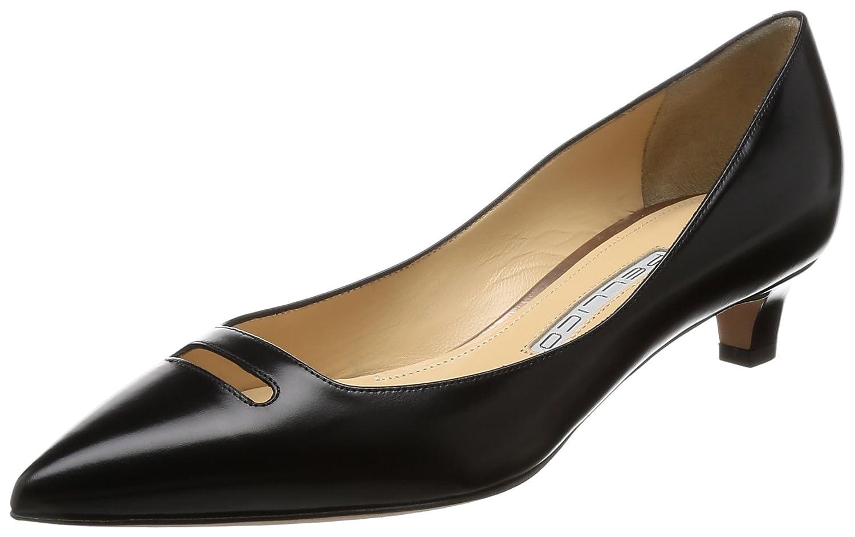 [ペリーコ] パンプス ANDREA 35 2340 B073V397DD 23.0 cm|Black smooth Black smooth 23.0 cm