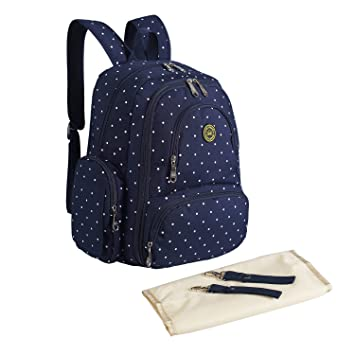 Baby Diaper Bags Generous Changing Bag Pat Dot The Latest Fashion