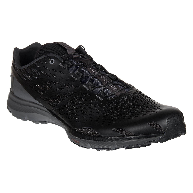 Salomon Men's XA Amphib Trail Running Shoe, Phantom, 11 M US