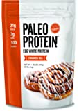 Paleo Protein Powder Cinnamon Roll (1.85 LBS Total)(30 Servings Total) (Keto/Low Carb) (Soy/GMO/Gluten Free)