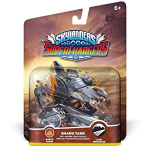 Skylanders SuperChargers Vehicle - Shark Tank (PS4/Xbox One/Xbox 360/Nintendo Wii/Nintendo Wii U/Nintendo 3DS)
