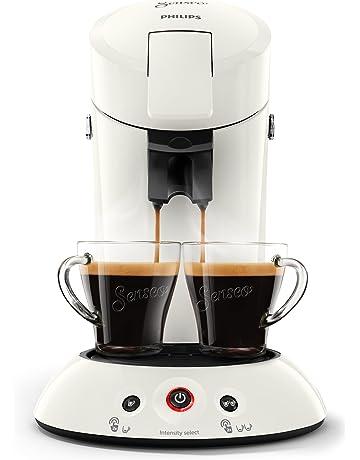 Philips Cafetera Senseo New Original, Elección de crema Plus, grosor de café, color