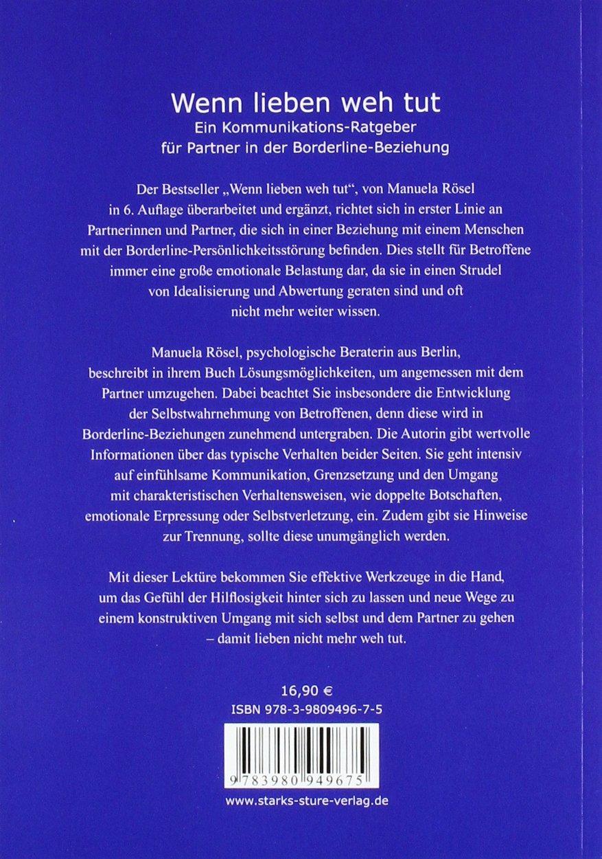 Borderline beziehung retten - pferabworhand