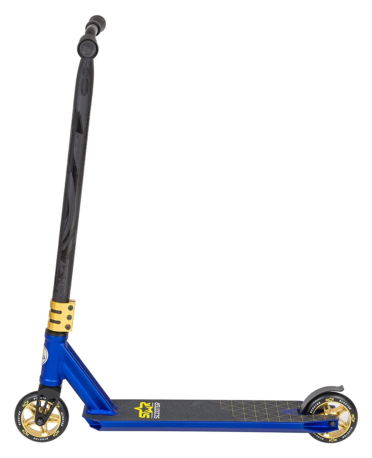 STAR-SCOOTER® Original Pro Sport Complete Leight Weight Stunt Scooter for Adults, Teenager and for Kids over 7 years | For Beginners up to Advanced ...