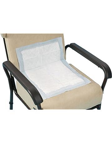 Lille - Protector absorbente para cama (60 x 60 cm, 35 unidades)