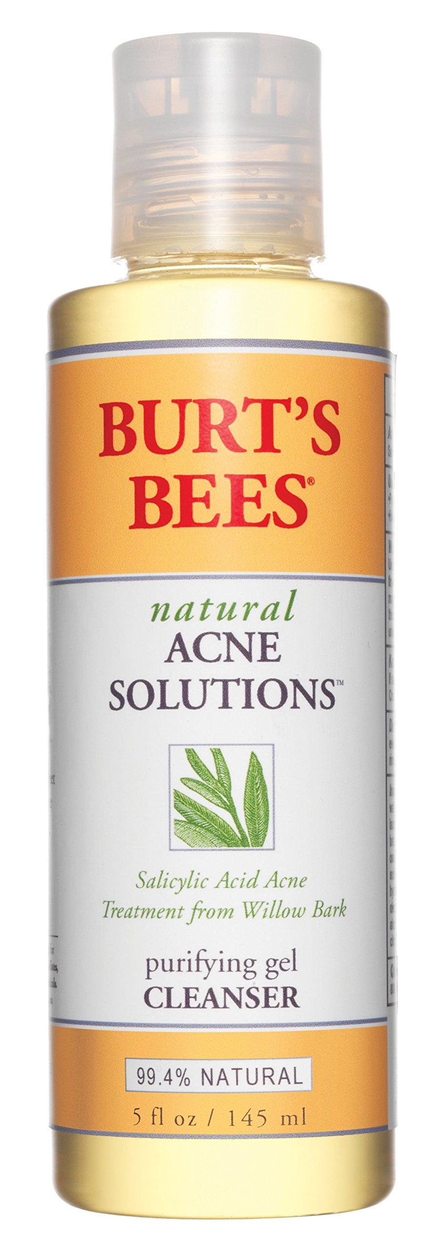 Burt's Bees Natural Acne Solutions Moisturizing Lotion