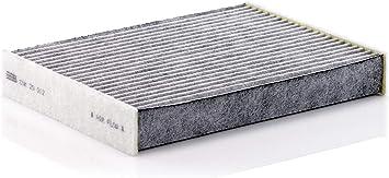 Original Mann Filter Innenraumfilter Cuk 25 012 Pollenfilter Mit Aktivkohle Für Pkw Auto