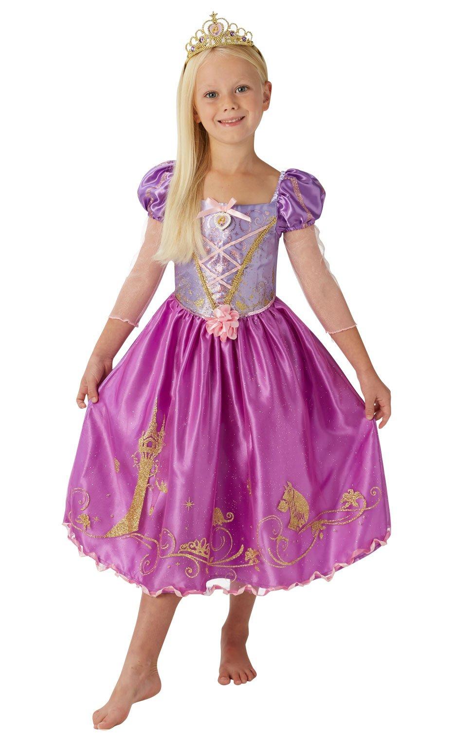Robe de Princesse Raiponce Disney par Rubie's - Costume pour Enfants product image