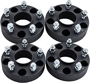 """4Pcs 1.5/"""" Jeep 5x5 Wheel Spacers Adapters For Wrangler Grand Cherokee"""