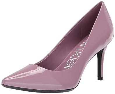 a36167c2c2ba Calvin Klein Women s Gayle Pump Amethyst 5 ...