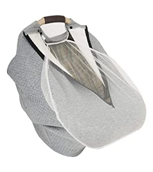 Daily Honest Hugs- Multi-use Infant Cover Canopy, Baby Car Seat Covers