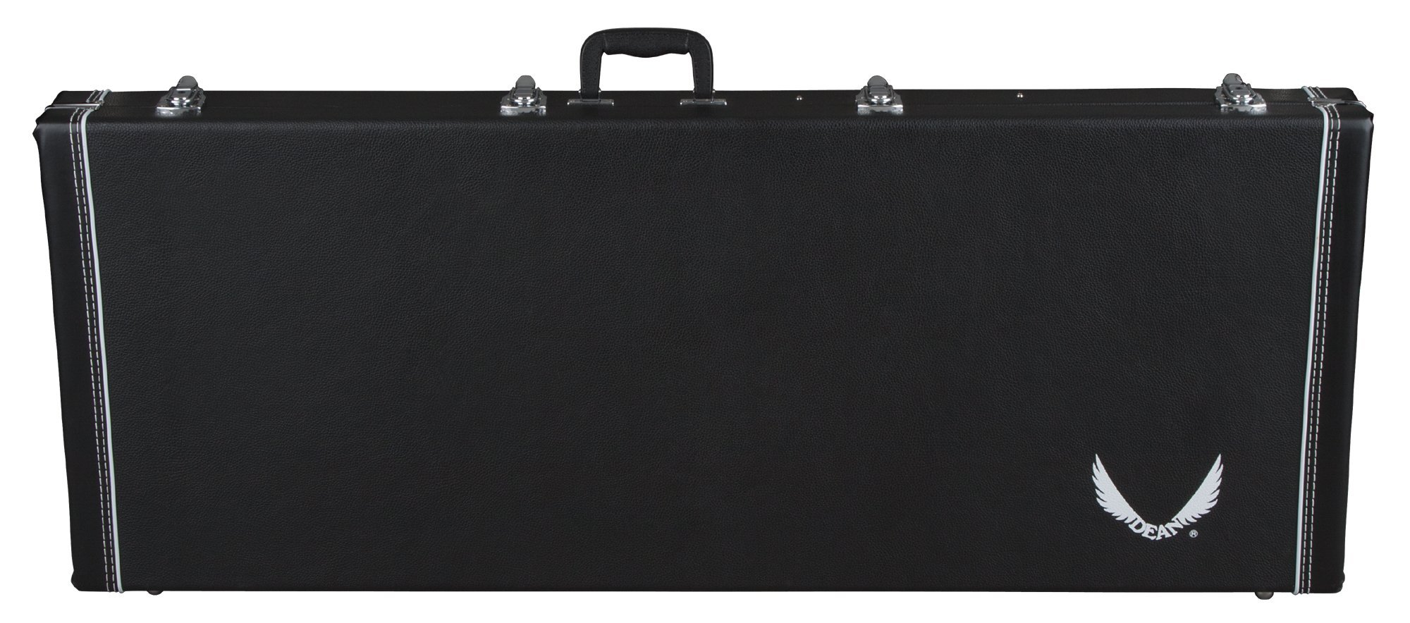 Dean DHS V Deluxe Hard Shell Case for V Model Electric Guitars