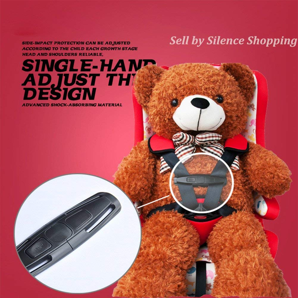 inpion Lock Tite Harness Clip and Baby Car Seat Safety Strap Belt Clip Buckle for Baby Safety Chest Harness Clip