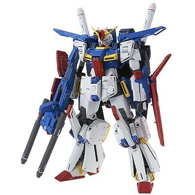 Bandai 224519 MG MSZ-010 ZZ Gundam Ver.Ka 1/100 Model Kit: Toys & Games