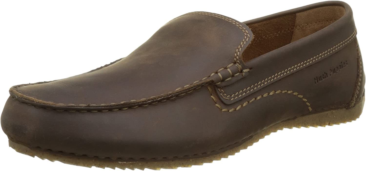 Hush Puppies Riban, Mocasines para Hombre