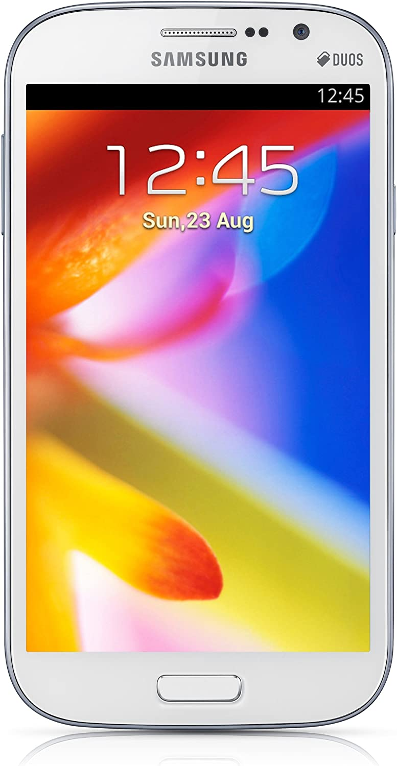 Amazon Com Samsung Gt I9082 Galaxy Grand Duos 8gb Factory Unlocked Android 4 1 2 White