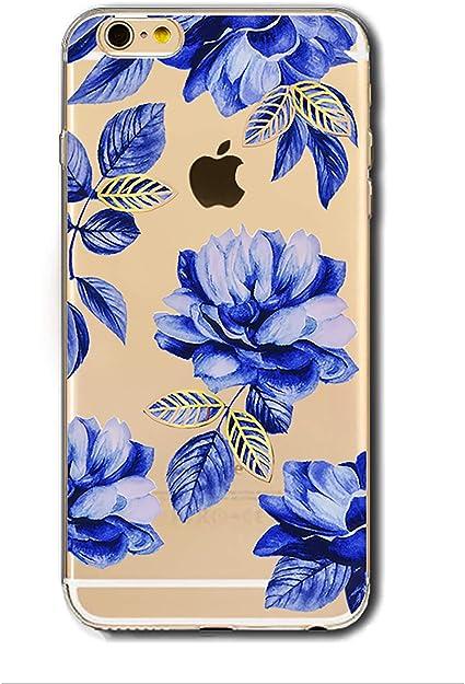 Coque iPhone 6s Coque iPhone 6 Motif en Silicone TPU Souple ...