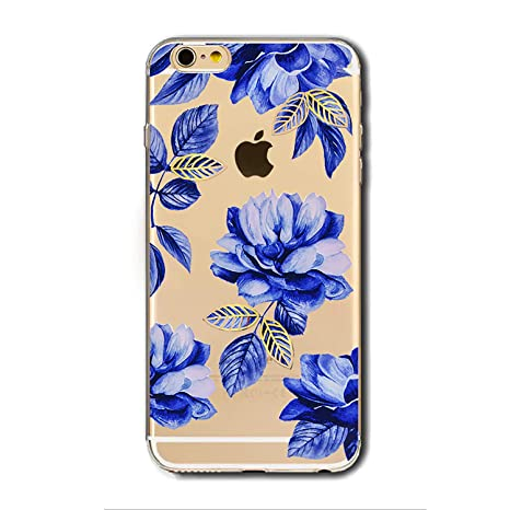 coque iphone 7 motif bleu