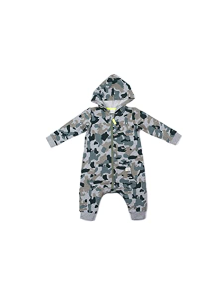 Amazon.com: EGG New York Ninja Hooded Romper: Clothing