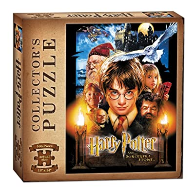 USAOPOLY Harry Potter and The Sorcerer's Stone Puzzle (550 Piece): Game: Toys & Games