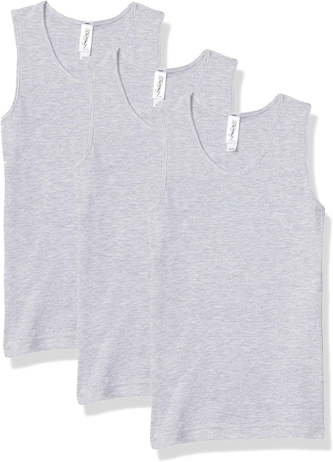 Marky G Apparel Girls Fine Jersey Tank