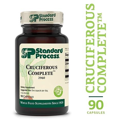 Amazon.com: Standard Proceso – Cruciferous Complete ...