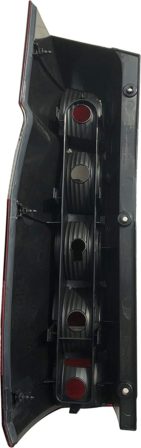 Brand New Passenger Right Side Tai Light Rear Lamp Without Circuit Fit Dodge Freightliner Mercedes Sprinter 2007-2014