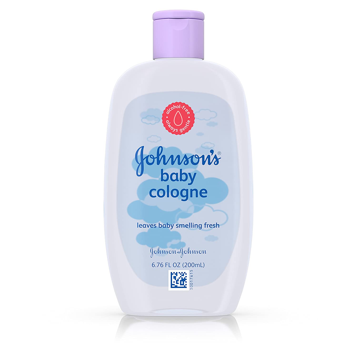 Amazon.com: Johnson\'s Baby Cologne, Light Fragrance, 6.6 Fl Oz ...
