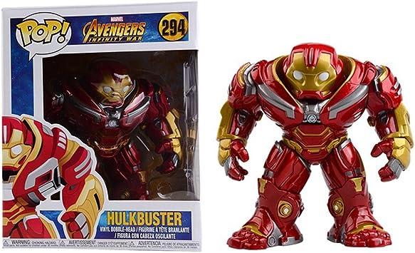 Funko Pop! - Marvel Avengers Infinity War Figura de Vinilo 26898: Amazon.es: Juguetes y juegos