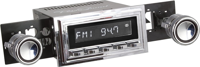Retro Manufacturing LC-126-08-80-B Car Radio