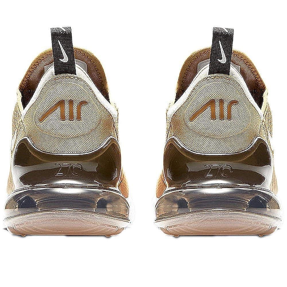 more photos 8f97a e92ae Nike Schuhe – Air Max 270 Golden Schwarz Weiß Größe  40.5  Amazon.de  Schuhe    Handtaschen