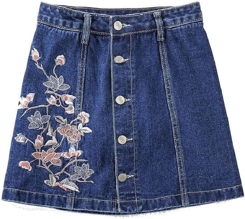 Faldas para Mujer Casual Moda De Único Falda Verano De Las Señoras ...