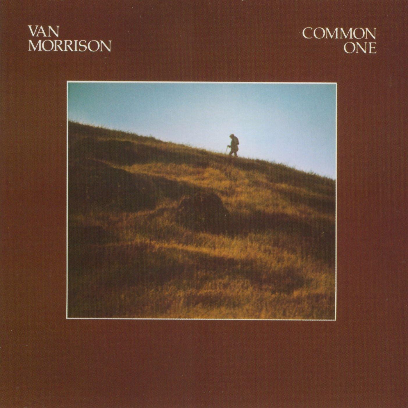 CD : Van Morrison - Common One (CD)