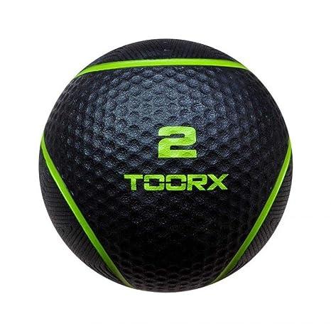 Balón medicinal - diámetro 19,5 cm - 1 kg: Amazon.es: Deportes y ...
