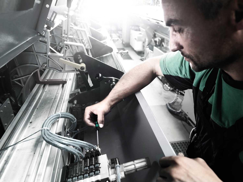 PH 0 x 40 mm Wera 05118026001 2050 Destornillador Phillips para usos electr/ónicos